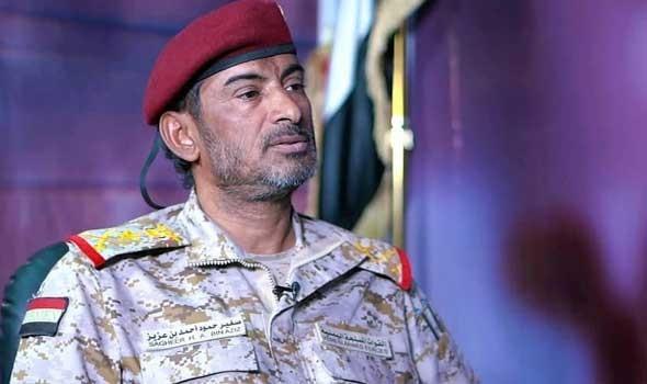 اليمن اليوم- رئيس هيئة الأركان يطلع على العمليات القتالية في جبهات الكسارة والمشجح